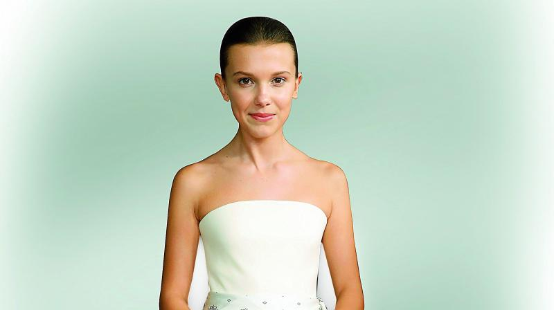 100+ Millie Bobby Brown photos when young