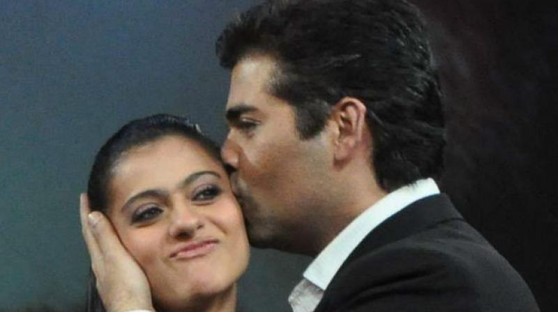 Kajol and Karan Johar have worked with each other in multiple successful films.