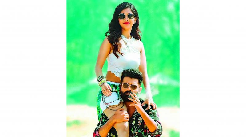 The first half of iSmart Shankar is loaded with twists and turns and keeps the audience on the edge of the seat.
