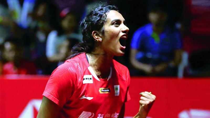 Sindhu was the runners-up of the recently concluded Indonesia Open. (Photo: AP)