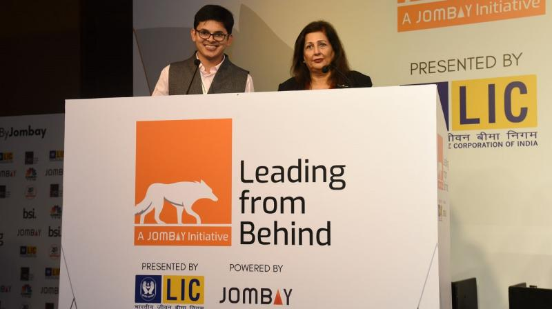 CEO & Co – founder of Jombay, Mr Mohit Gundecha.