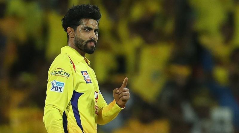 The cricketer was also responding to the shoe-hurling incident during CSK's match against Kolkata Knight Riders (KKR) on Tuesday, where workers of the Naam Tamilar Katchi (NTK) were seen doing the same. (Photo: BCCI)