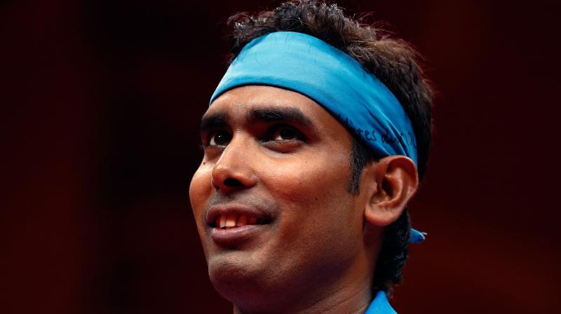 TT team's CWG gold redemption for 2014 failure, says Sharath (IANS Interview)