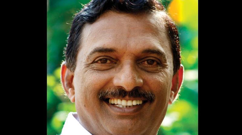 Travancore Devaswom Board President A Padmakumar To Check