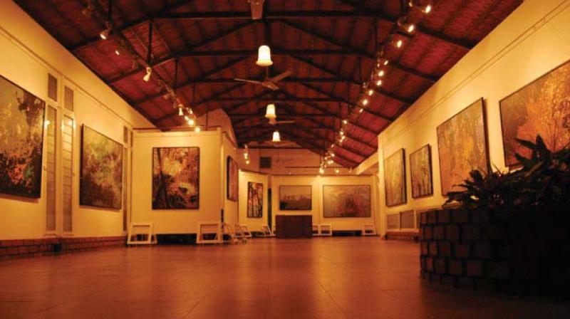 When Gallery Time and Space presented a group show of the Society of Contemporary Artists (SCA).