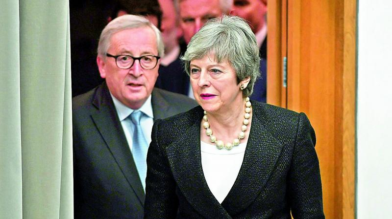 Brexit: DUP says taking no deal off table not sensible
