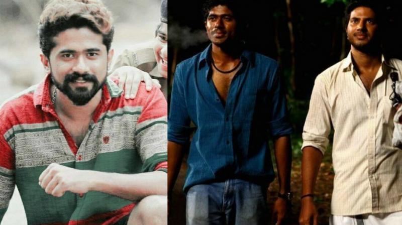 Sidhu R Pillai and Dulquer Salmaan both made their debuts with 'Second Show.'