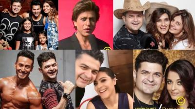 Bollywood stars shot for famous celebrity photographer Dabboo Ratnani's 2018 calendar and several behind-the-scenes pictures from the shoot have been going viral on Instagram.