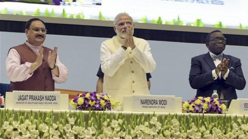 PM Modi sets 2025 deadline to eradicate tuberculosis from India