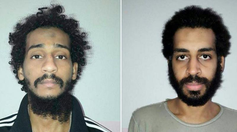 Britain's Defence Secretary Gavin Williamson has said he does not want Kotey and Elsheikh back in the United Kingdom, and British media have reported that the men have been stripped of their British citizenship. (Photo: AFP)