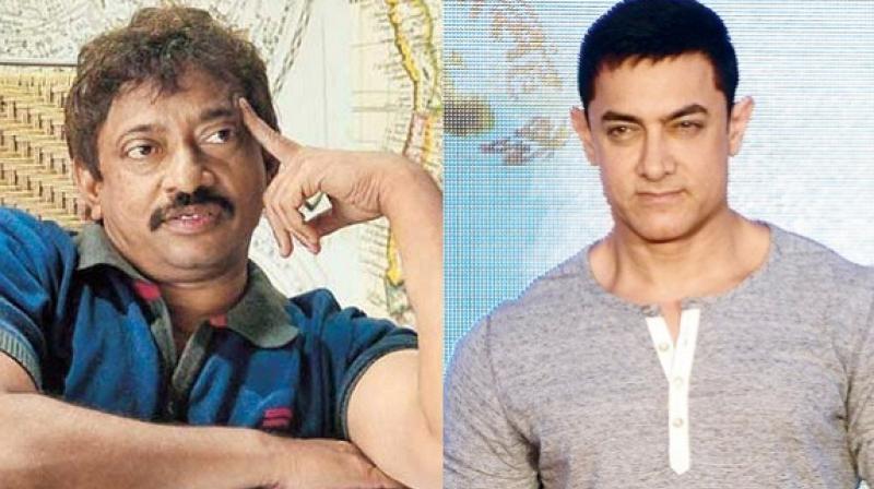 Aamir hasn't spoken to Ram Gopal Verma in over 20 years, not since Rangeela.