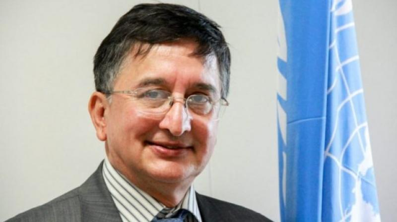 Bishow Parajuli, Representative, UNWFP India (Photo: File)