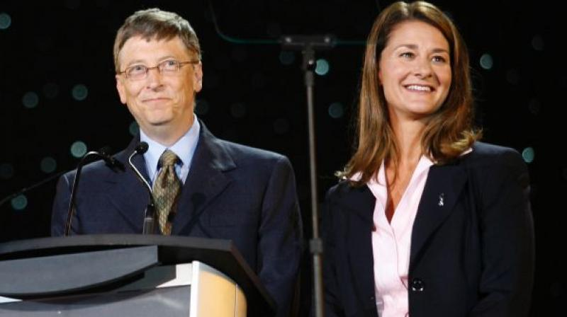 A woman confided with Bill Gates on how she had hidden the fact that she was a sex worker from her daughter, who was then in high school. (Photo: File | AP)