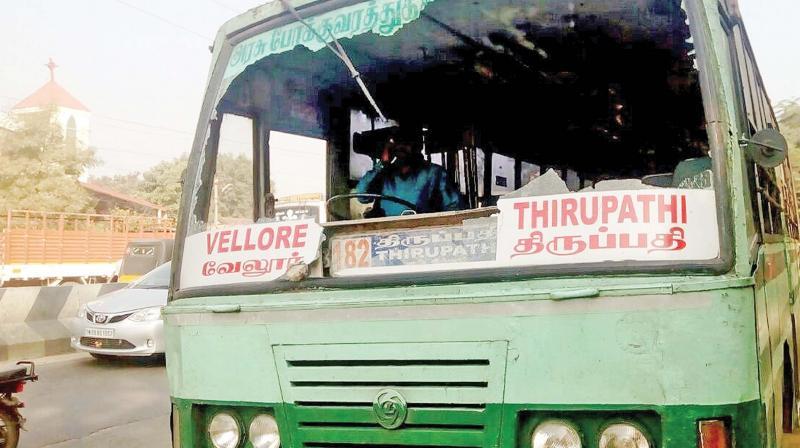 Tamil Nadu transport corporations go on sudden strike, passengers left stranded