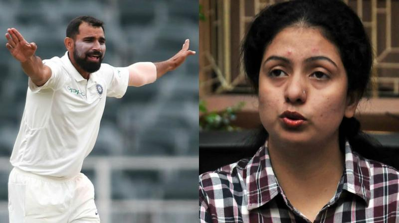 Hasin Jahan, who had earlier taken to her Facebook to share photos of Mohammed Shami's alleged Facebook Messenger and WhatsApp chats with other women, also alleged that Shami also had a WhatsApp chat with a woman in South Africa. (Photo: BCCI / PTI)