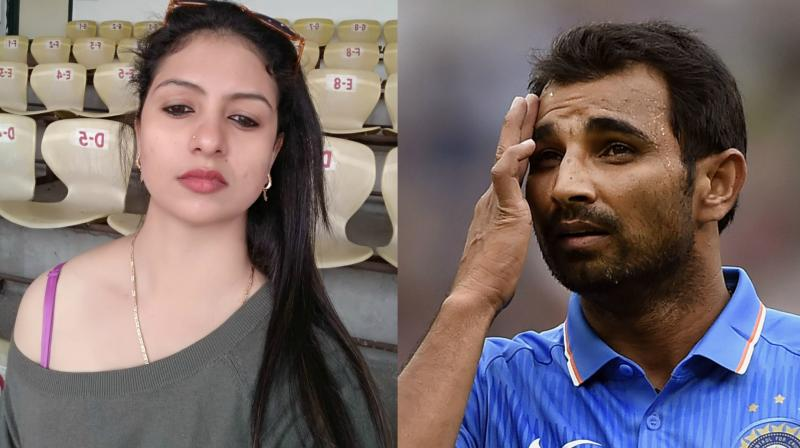 Mohammed Shami's life has been nothing less than a soap opera after wife Hasin Jahan opened a can of worms on March 7, accusing the Indian pacer of having extra-marital affairs and from thereon, the saga is getting murkier with each passing day. (Photo: Facebook / AP)