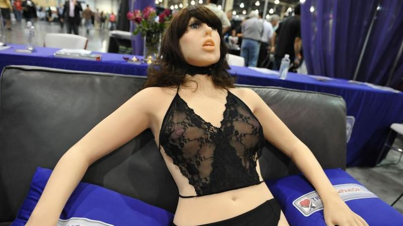 The exotic breasts and slim figure add to the popularity (Photo: AFP)