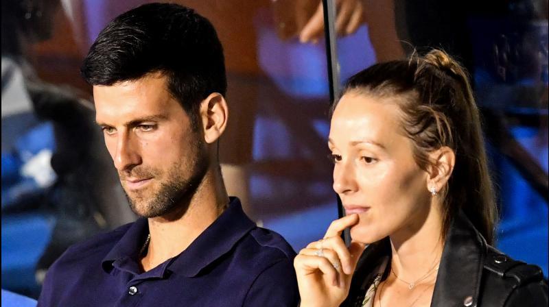 Novak Djokovic Wife Test Positive For Coronavirus