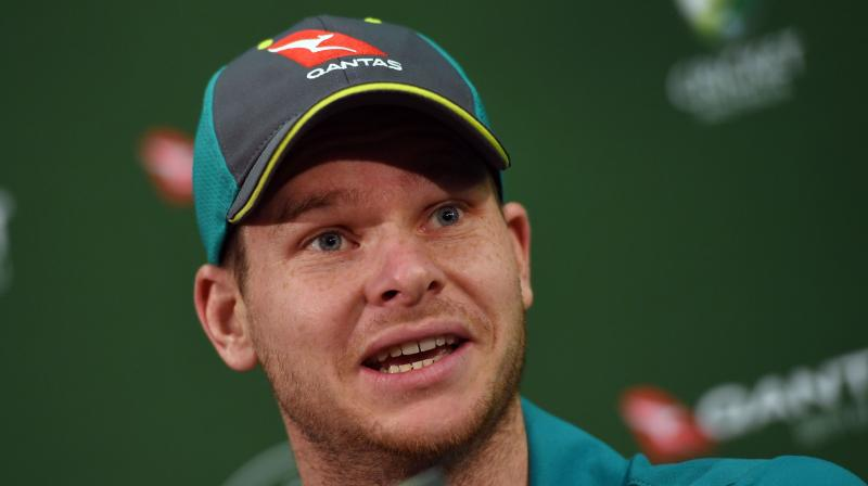 Smith is currently serving a one-year ban from international cricket and Australia's domestic Sheffield Shield and Big Bash leagues over a ball-tampering scandal last year. (Photo: AFP)