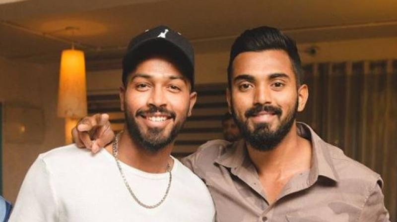 India will not be fielding Hardik Pandya and KL Rahul in Saturday's ODI series-opener against Australia after Committee of Administrators (CoA) member Diana Edulji recommended a suspension pending inquiry for their controversial comments on women during a TV show. (Photo: Instagram)