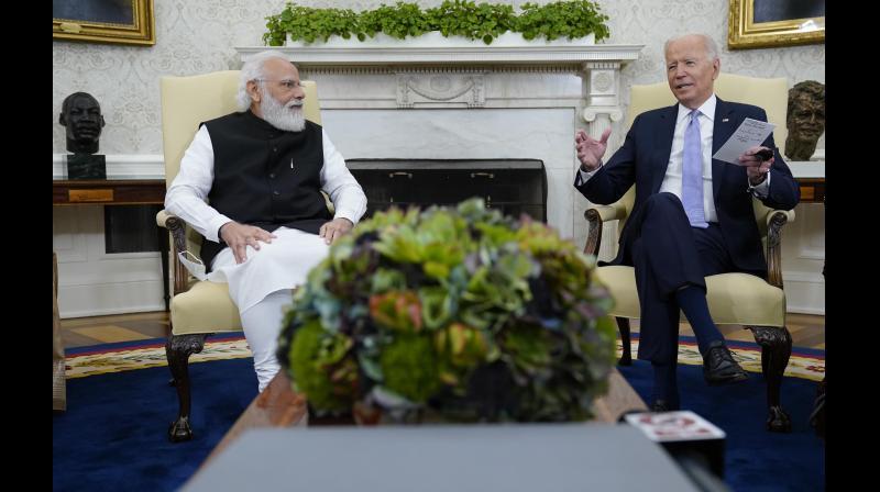 K.C. Singh | Modi had good visit to US, but sticking points remain