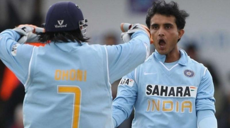 "Ganguly doesn't want people to ""jump the gun"" as far as Dhoni's future is concerned. (Photo: File)"