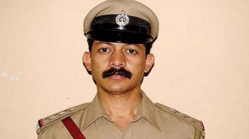 The body of Ganapathy was found hanging at Vinayaka lodge  in Madikeri on 7th July 2016. (Photo: File)
