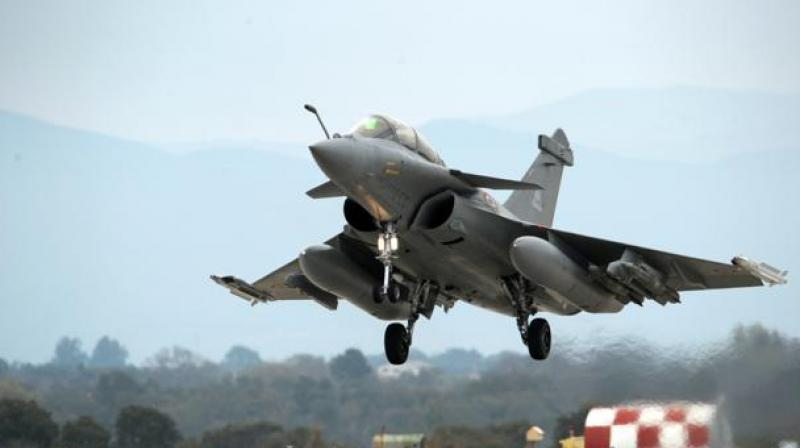 Opposition Attacks Indian Government Over Rafale Fighter Jet Deal with France