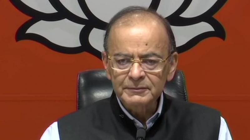 Finance Minister and senior BJP leader Arun Jaitley said the UPA government and the Congress will have to be held accountable for the case falling flat in court.  (Image: ANI)