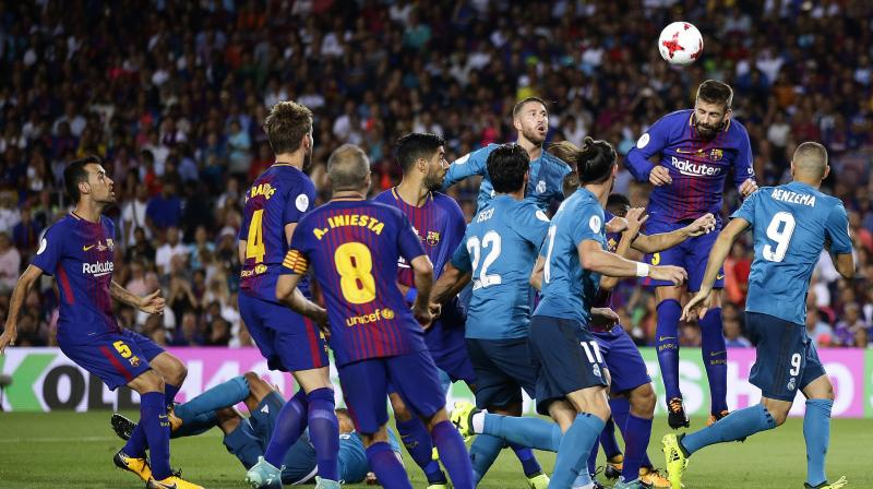 Barca said on Friday that their shirt tribute was for the victims of the  attacks in d5948ab30