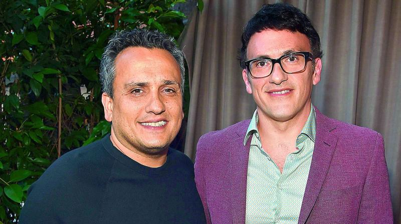 Joe Russo and Anthony Russo.
