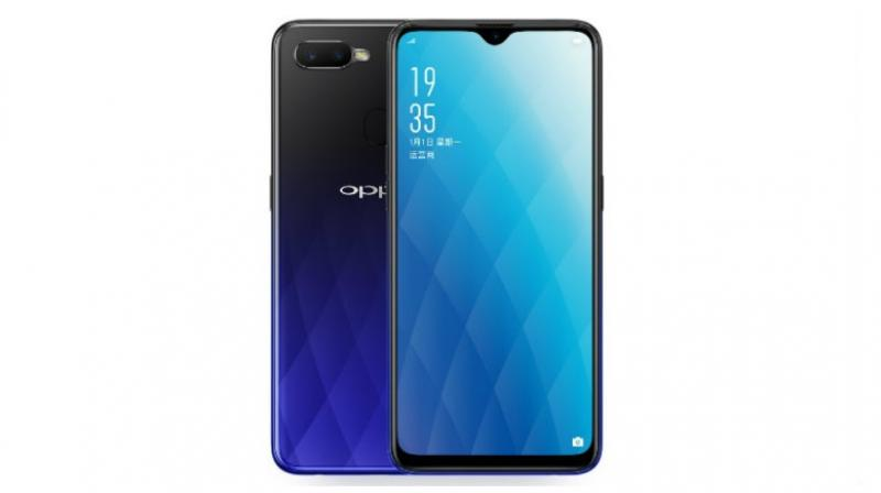 The OPPO A7X runs on Android 8.1 Oreo out-of-the-box with the ColorOS 5.2 skin on top.