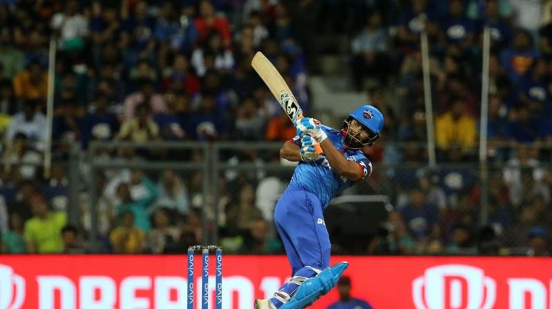 Rishabh Pant proved his worth as he slammed an unbeaten 78 off 27 balls, eventually reaching the half-century mark in just 18 deliveries. (Photo: BCCI)