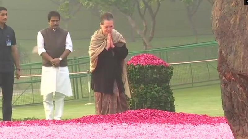 Indira Gandhi, who was hailed as one of the tallest world leaders, was assassinated by her own Sikh bodyguards at her residence on Akbar Road on October 31, 1984.   (Photo: ANI)