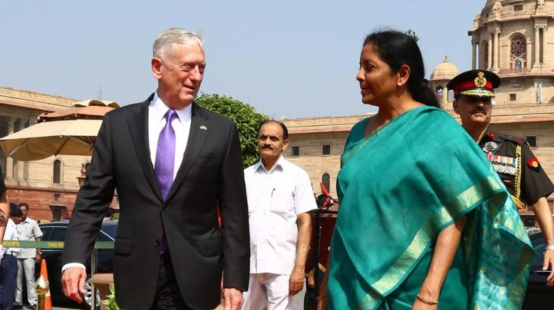 Indo-US ties have grown in recent years and emerged as 'key pillar' in strategic partnership. (Photo: PIB)