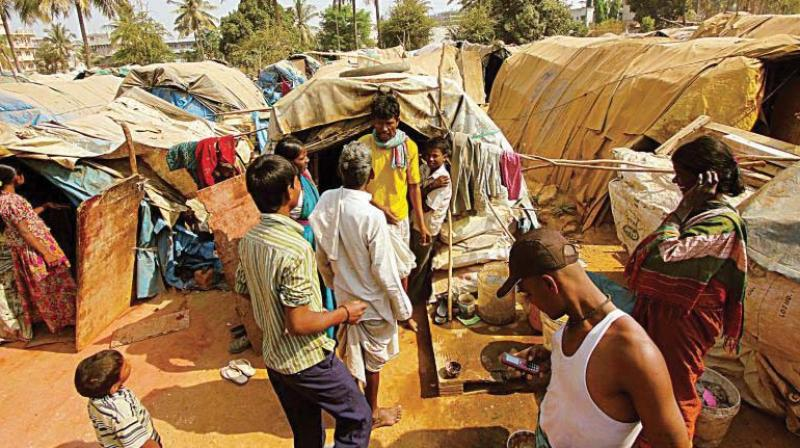 """""""The police department doesn't have the required data base. Many of these people come from Odisha and Nepal and if they commit a crime, they cannot be traced."""" BJP MLC Lehar Singh stresses the need for close monitoring as criminals now enter the city pretending to be migrant labourers, which gives them access without providing identity proof."""