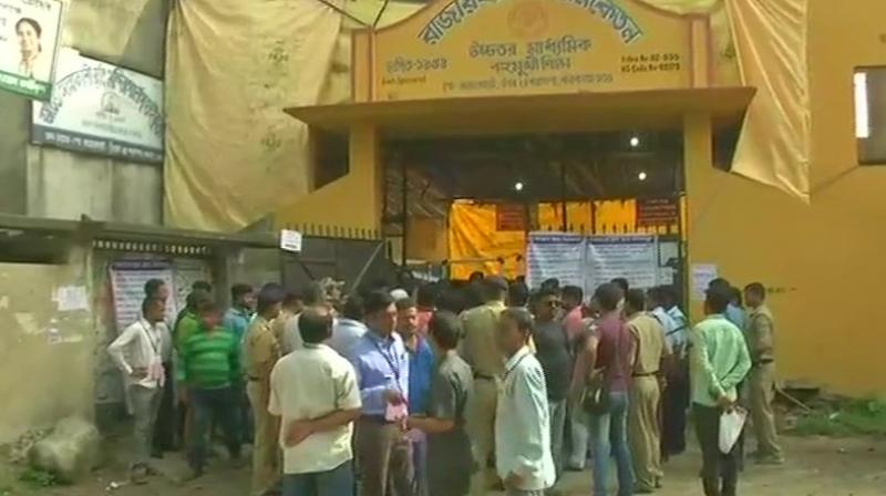 West Bengal Panchayat polls: Re-polling at 568 booths underway