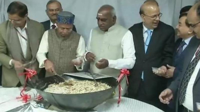 Printing of Budget documents begins with 'Halwa' ceremony