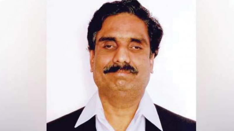 Krishna Hombal