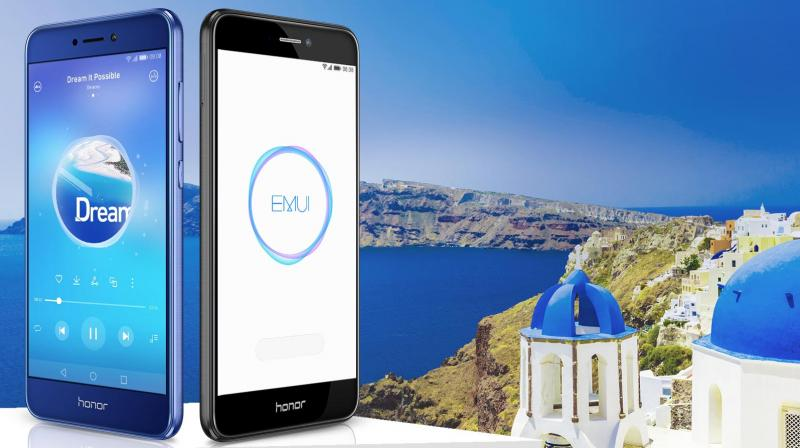 You will still find it confused between choosing the best of iOS and stock Android interfaces. (Image: EMUI 5.1 logo)
