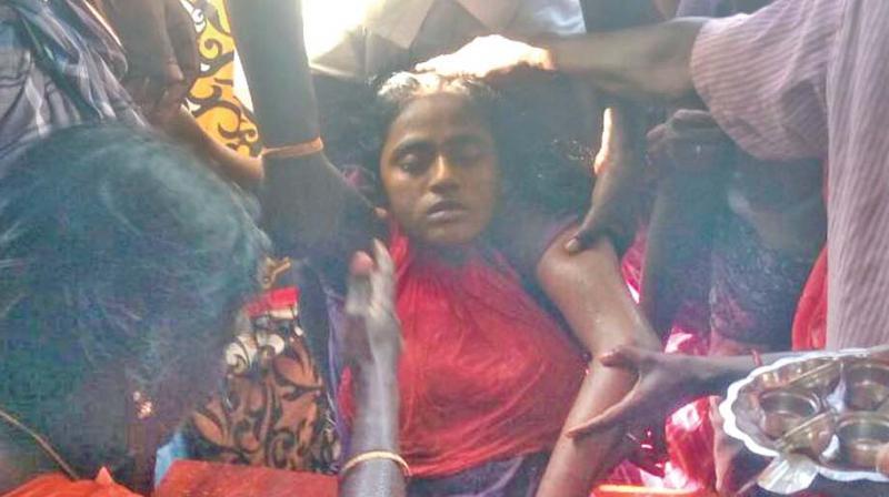 Anita, a Dalit Girl