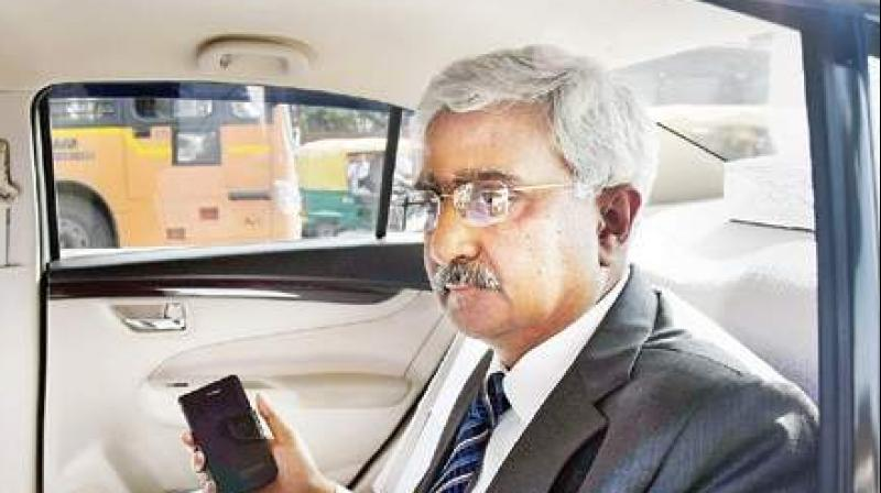 MHA seeks report on Delhi chief secretary's assault