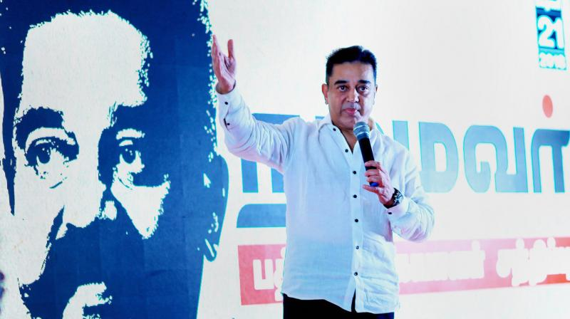 Kamal Hassan to face defamation suit!