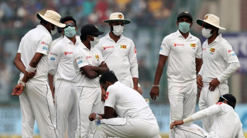 There could be a slight alteration in the clauses of the Playing Conditions, where the health hazard of players related to severe air pollution can be incorporated.(Photo: BCCI)