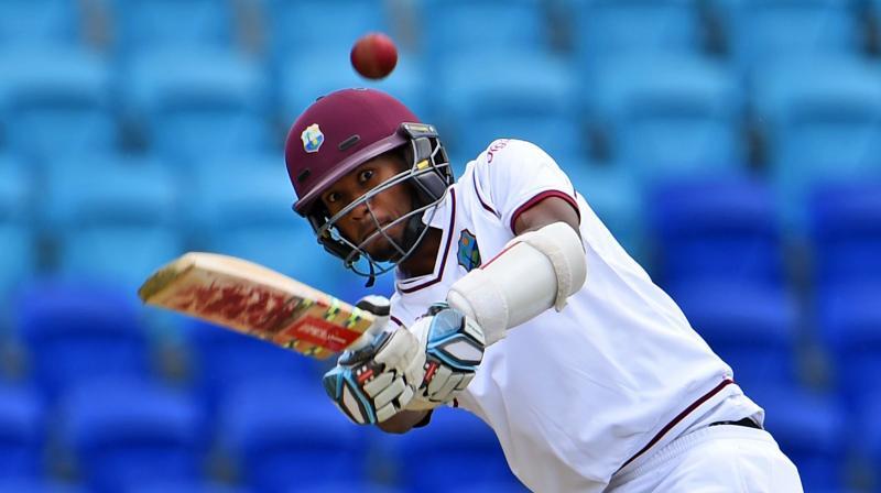 Brathwaite previously skippered West Indies in their series defeat by Bangladesh in November when Holder was injured. (Photo: AFP)