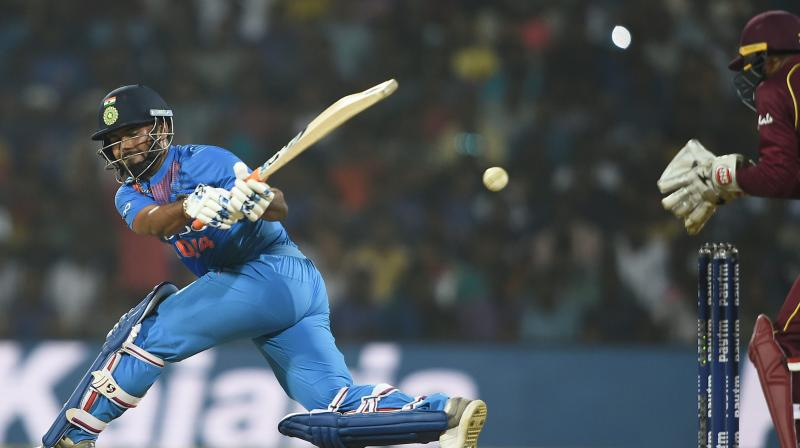 Young wicket-keeper batsman Rishabh Pant, who was not part of the ODIs, returns hungrier and has a big opportunity to stake a claim for a World Cup spot in the upcoming three T20s. (Photo: PTI)