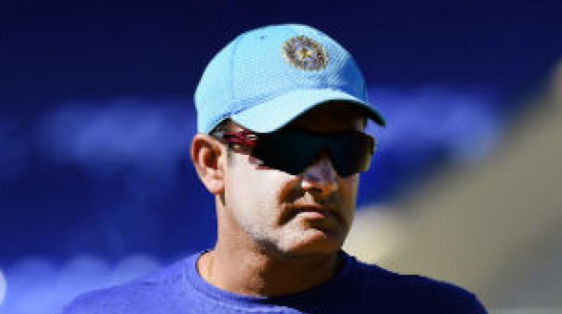 Anil Kumble had controversially quit two days after the Champions Trophy final loss against Pakistan in London in June, calling his partnership with captain Virat Kohli