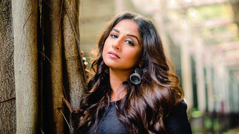 Vidya Balan will be next seen playing a simple housewife who becomes a night RJ in Tumhari Sulu.