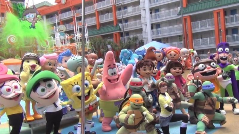 The firm behind SpongeBob SquarePants and Dora the Explorer said the park on Palawan island would be part of a marine centre. (Representational Image: YouTube)