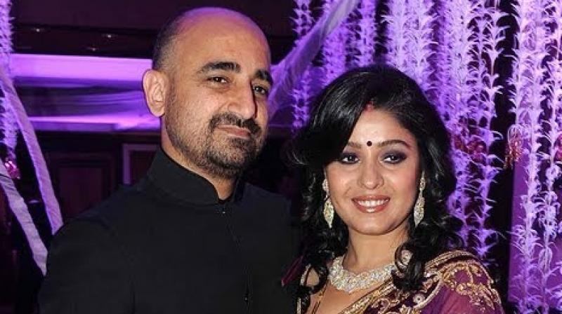 Image result for Sunidhi Chauhan husband